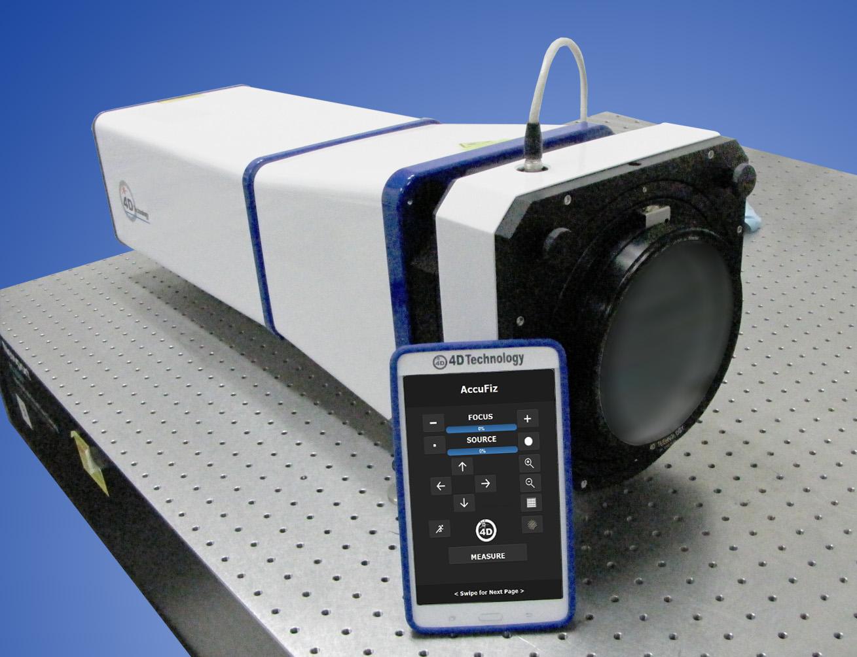 AccuFiz Fizeau Interferometer with 100mm aperture or 150mm aperture