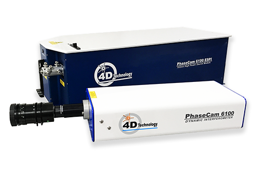 PhaseCam ESPI Twyman-Green Laser Interferometer