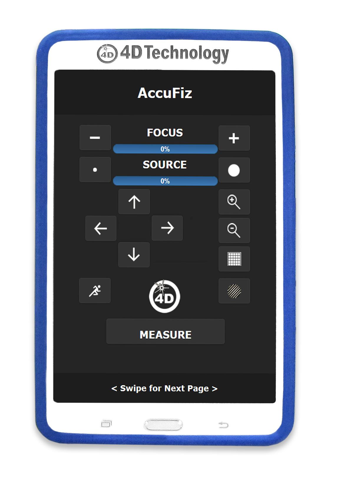 AccuFiz Fizeau Interferometer Handheld Controller