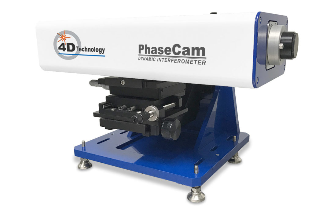 PhaseCam 6100: the smallest interferometer for the biggest jobs