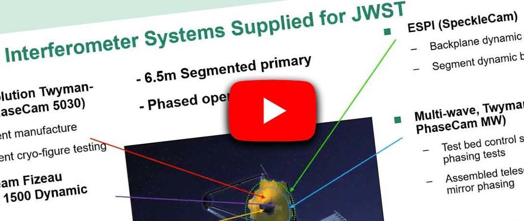 Dynamic Interferometry Webcast