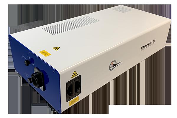 IR Laser Interferometer - PhaseCam NIR Twyman-Green Infrared  Interferometer