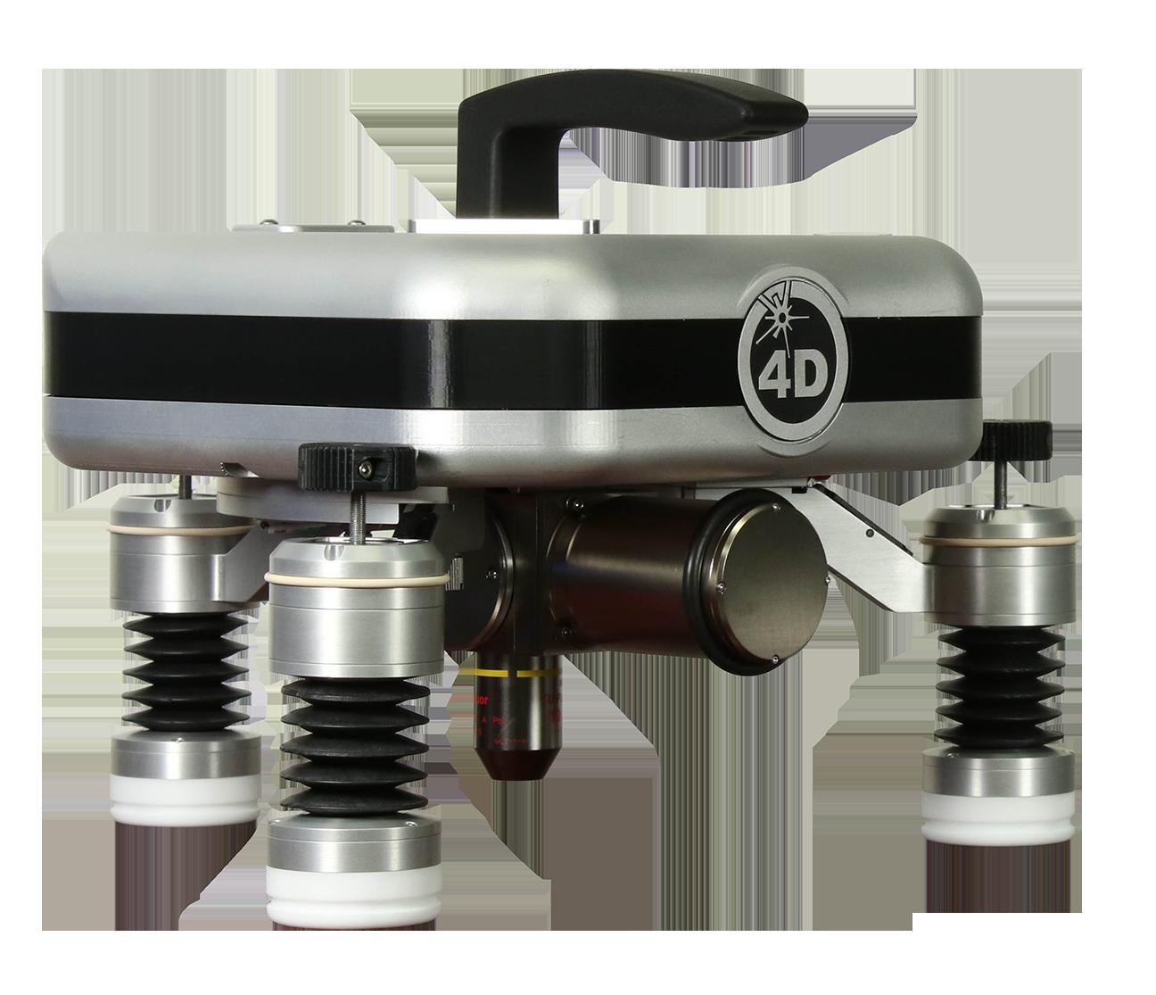 4D Technology NanoCam HD Optical Profiler