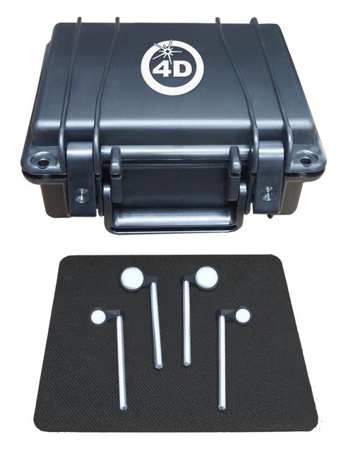 4D InSpec Surface Gauge Fold Mirror Kit