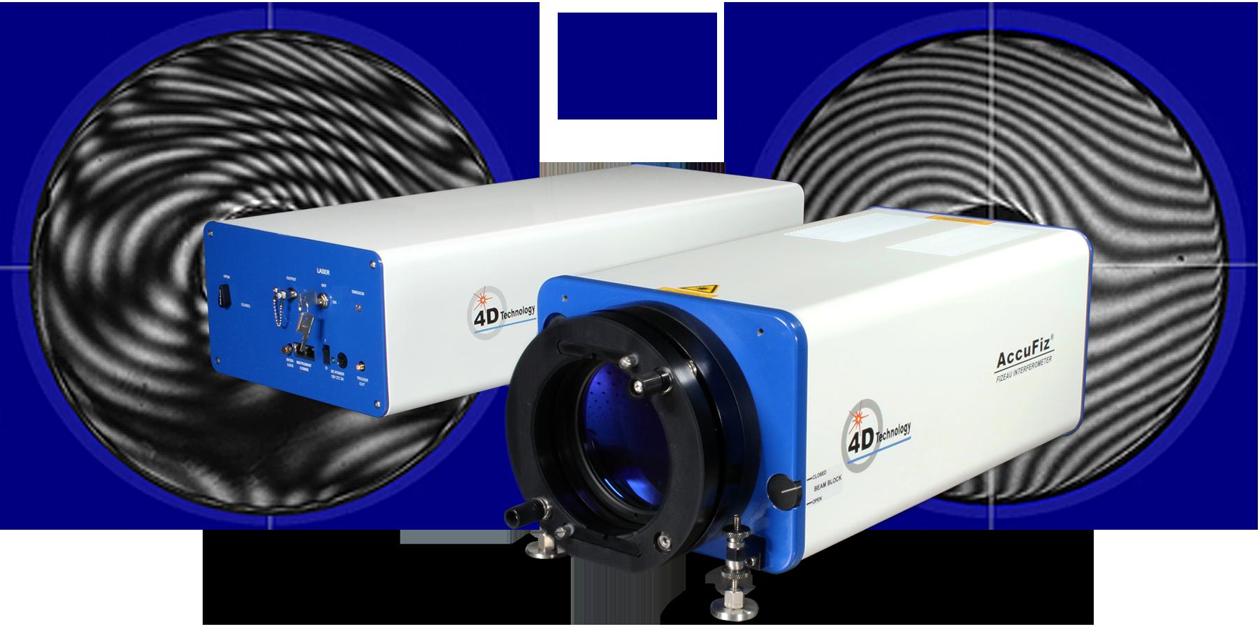 4D Technology AccuFiz D Fizeau Laser Interferometer