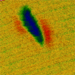 Complex_interference fringes on plane parallel optic