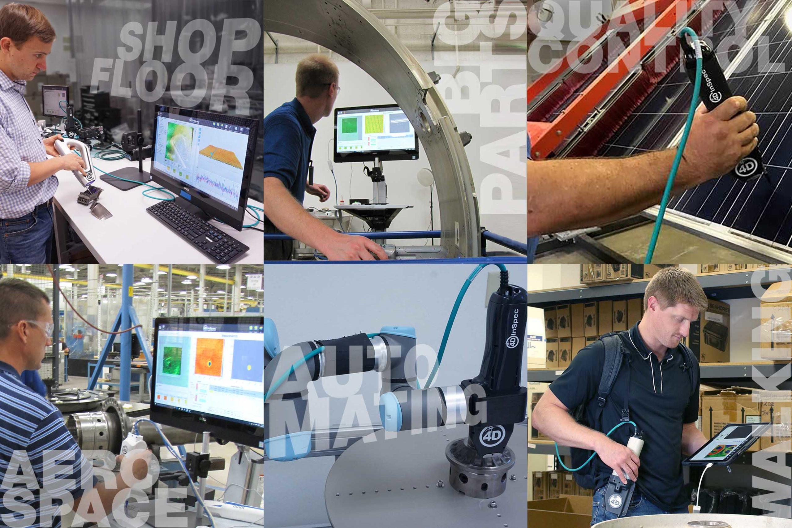 4D Technology Industrial Measurement