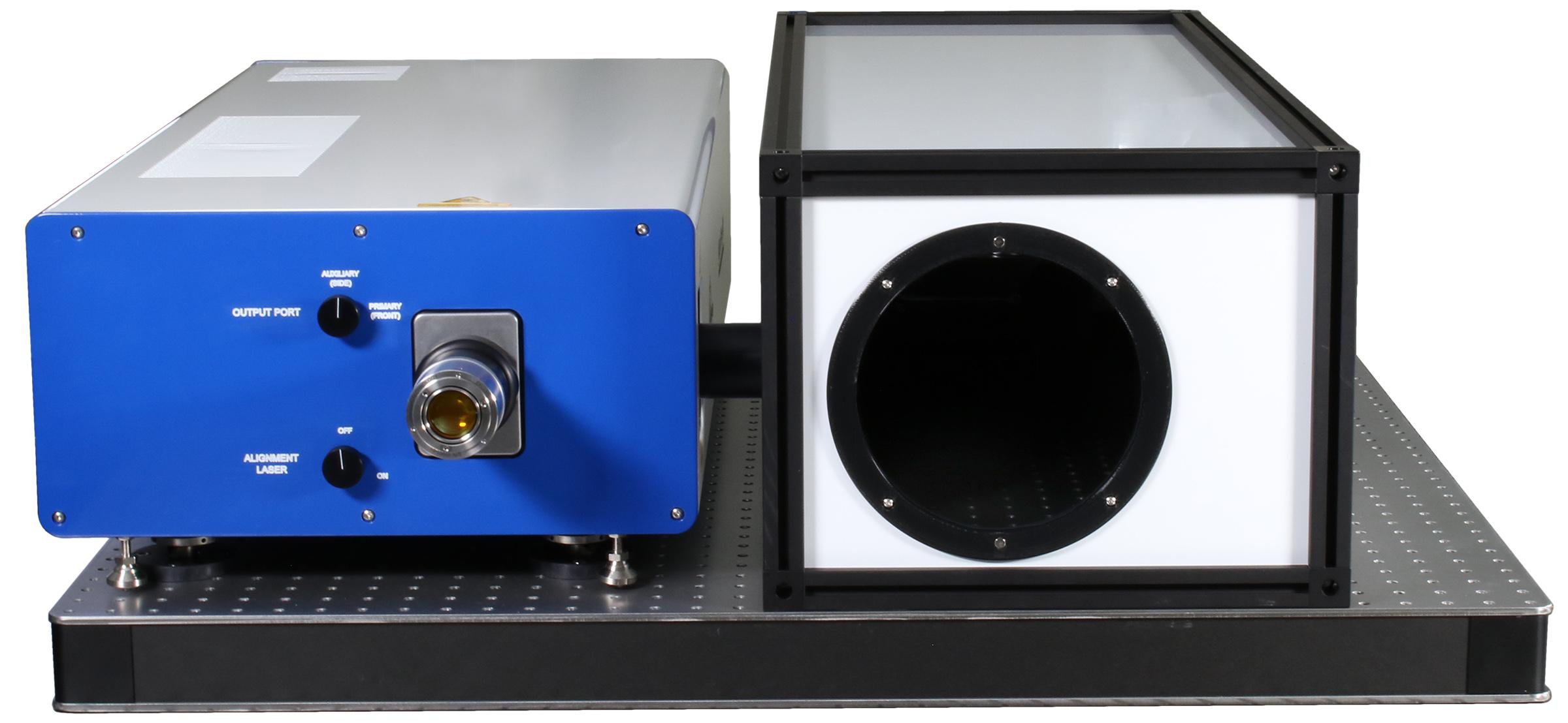 PhaseCam MWIR Twyman-Green Dynamic Infrared Interferometer